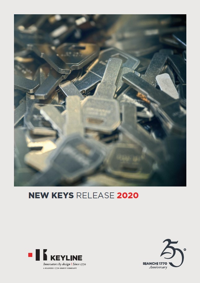 Keyline Pod Keys