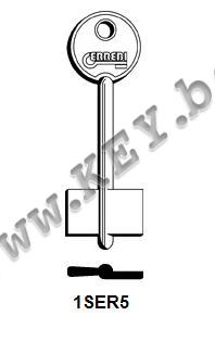 Заготовки за касови ключове от key.bg