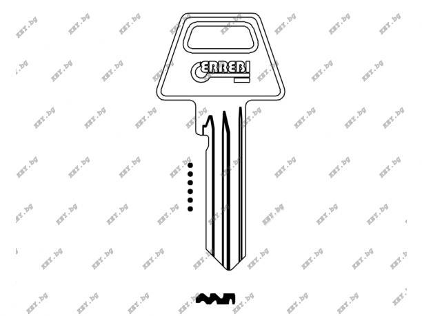 Ключ за лодка от key.bg