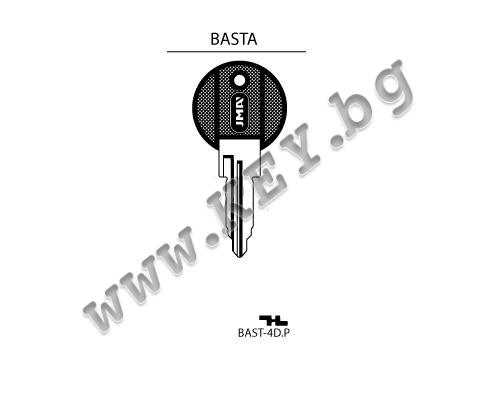 Автомобилен с пластмаса JMA от key.bg