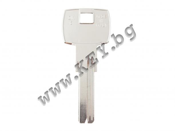 Заготовка за ямков ключ от key.bg