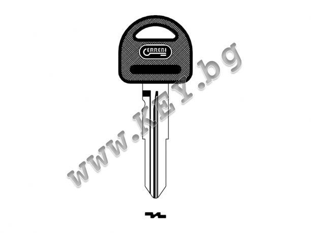 Заготовка за автомобилен ключ от key.bg