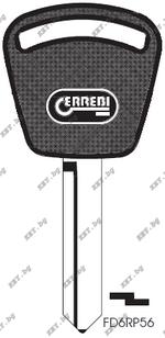 автомобилен ключ с пластмаса за Ford от key.bg