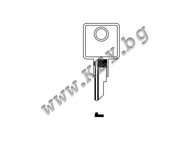 Заготовки за капачка за резервоар от key.bg