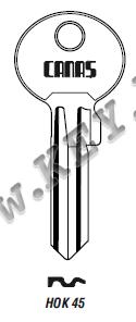 секретен ключ за патрон HOK от key.bg