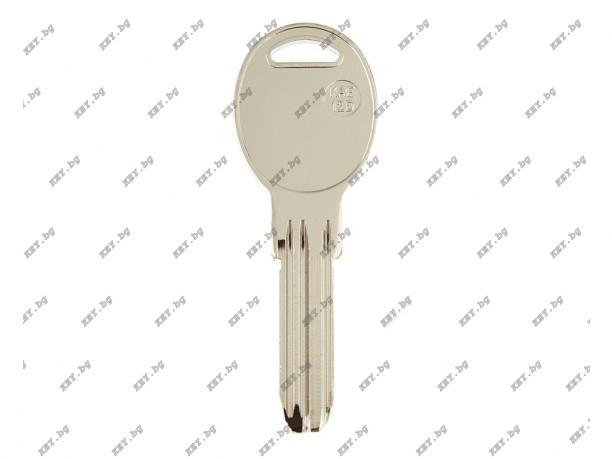 Заготовка за ямков ключ KAE 12D от key.bg