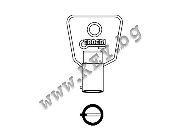 тубуларен ключ от key.bg