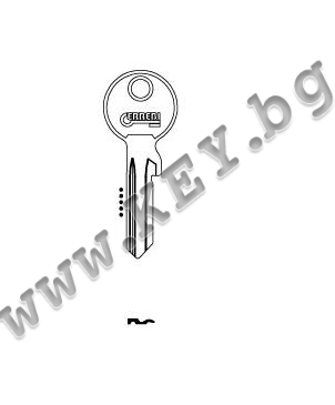 тънък ключ за метал от key.bg