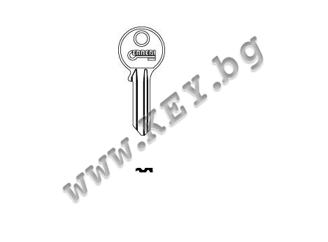 ключ за метал от key.bg
