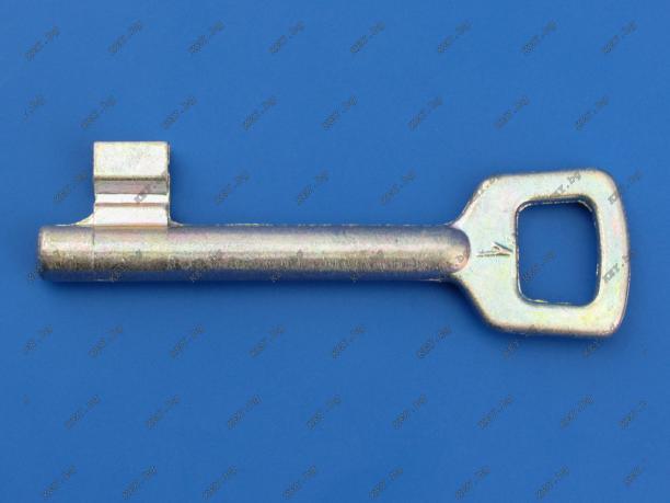 обикновен ключ нов метал от key.bg
