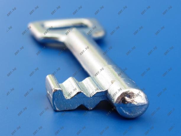 обикновен ключ нов метал