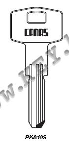 Секретен специален ключ от key.bg