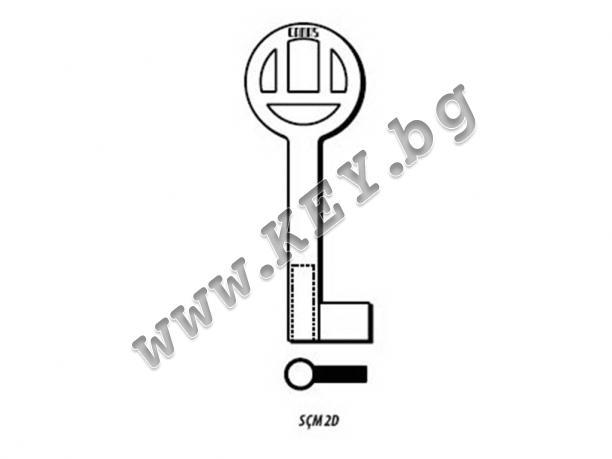 Ключ за шкаф от key.bg
