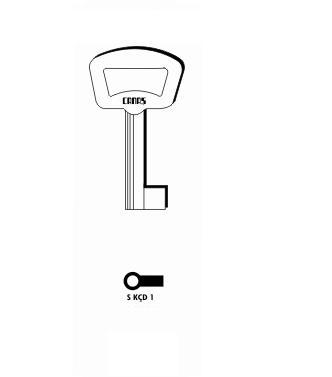 гардеробен ключ
