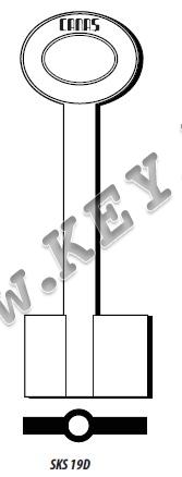 ключ за сейф от key.bg