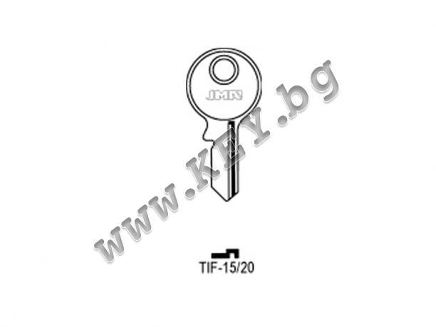 Ключ за катинари IFAM 15,20mm от key.bg