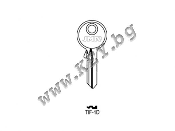 Ключ за катинари IFAM 25mm от key.bg