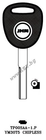 Заготовка за ключ Сааб с място за чип от key.bg