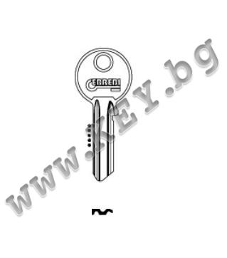 Секретна заготовка Errebi от key.bg