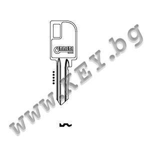 универсална заготовка от key.bg