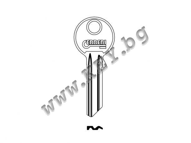 секретна заготовка от key.bg
