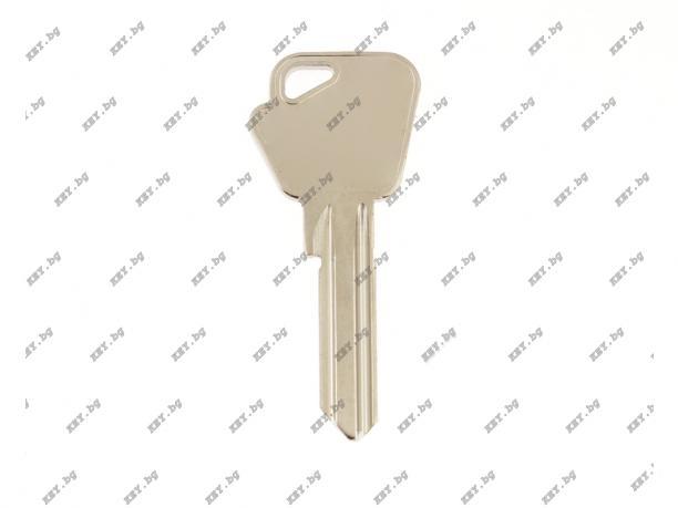 S2 Оригинална заготовка за MD ключалка на Мауер