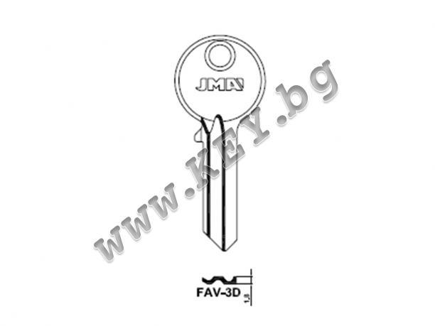 Тънък ключ за китайски патрони от key.bg