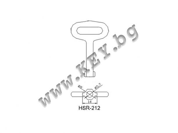 ключ за ел табло от key.bg