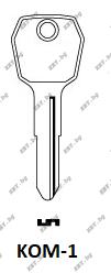 автоключ за Коматсу от key.bg