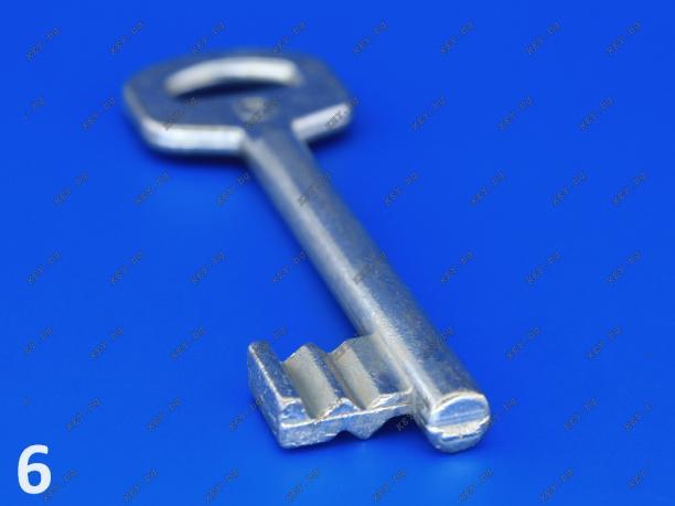 Обикновен ключ за брава 2000 на завод Метал