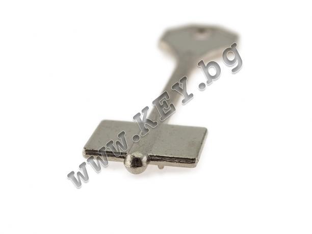 касов ключ за руски брави