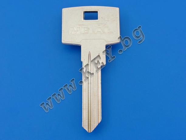ключ X6S от key.bg