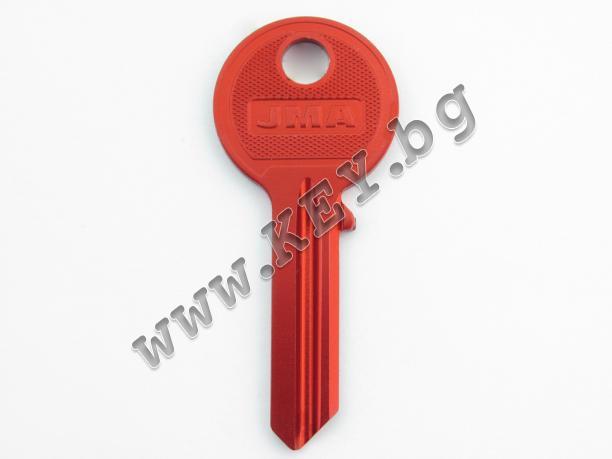 Цветни заготовки за ключове