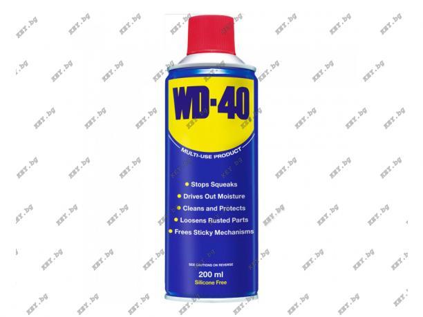 WD-40 от key.bg