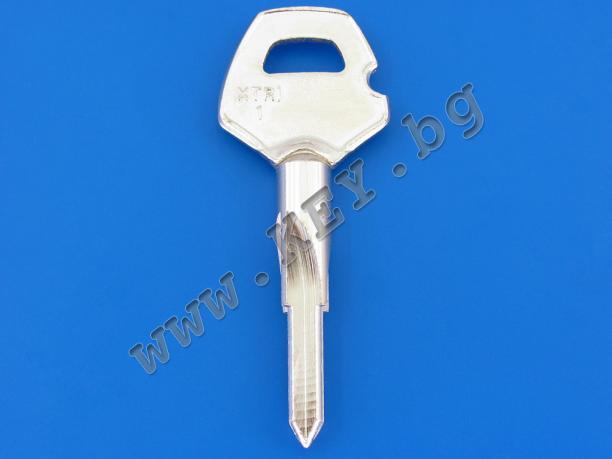ключ кръстат за катинари от key.bg