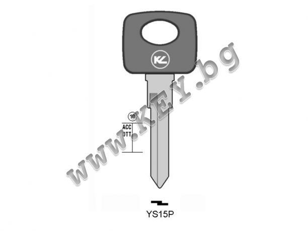 автомобилен ключ с пластмаса от key.bg