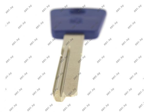 Заготовка за секретен специален ямков ключ