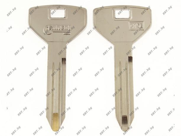 Автомобилен ключ без пластмаса от key.bg