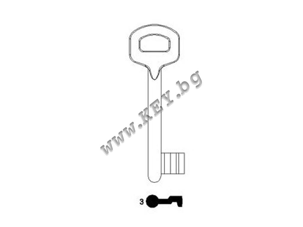 Ключ за брава Олимп