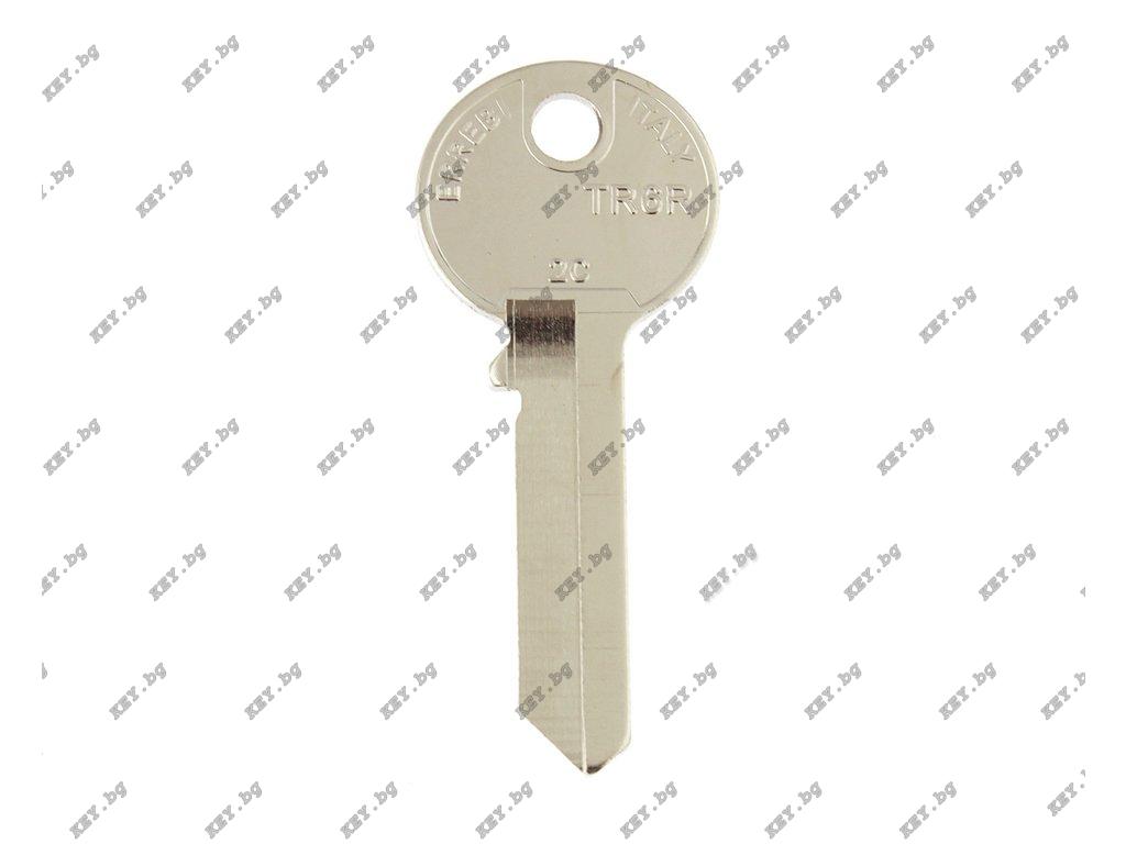 Заготовка за секретен ключ